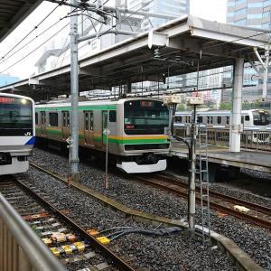 出張で品川駅に来ました。
