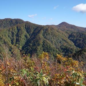 2020年秋の後ろのツル道〜女神山の概要
