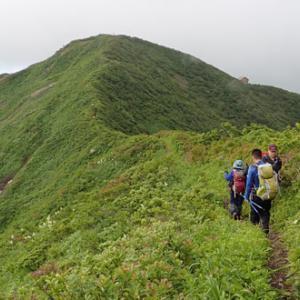 2021年6月神室山ガイド