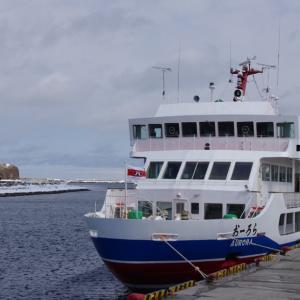 北海道で「流氷初日」を観測したらしいので、おーろら号とガリンコ号のことを思い出したいと思う。
