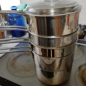 超便利なお鍋見つけました お茶事に重宝ですね