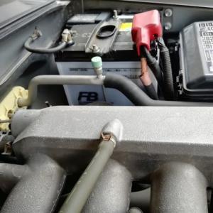 S2000のバッテリー