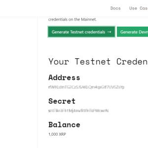 【Flare Networks】Coston Testnet