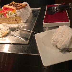 【食い意地】司会者がWDケーキ食うとか【勿体ない精神】