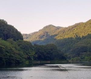 ☆彡 山上湖へ釣行 ☆彡