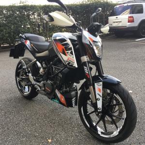 バイク大好き!