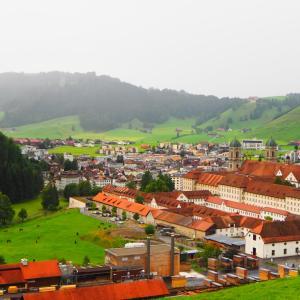 スイスの聖地へ -Einsiedeln-