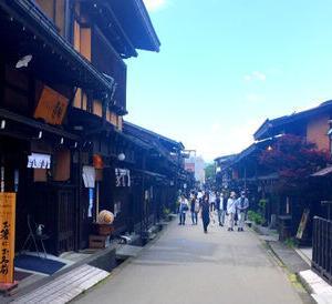 第47話 かえるゲロゲロ 下呂温泉 禅昌寺と飛騨高山 古い町並み おじぃのプロフ
