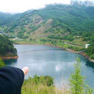 第9話 川浦温泉 天空の湖
