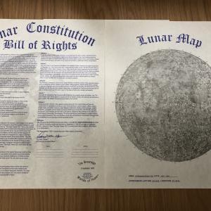 7/20は月面着陸50周年!いろんなイベントや記念商品が販売されてます。