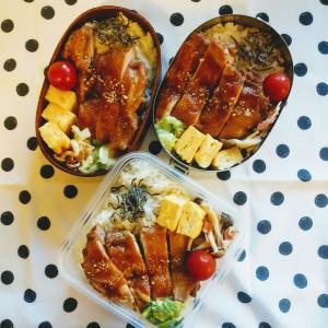 7月13日 鶏のにんにく醤油焼き弁当