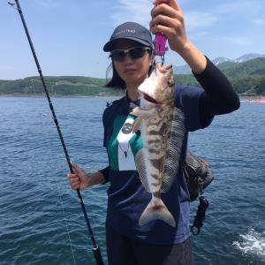2019 ウトロ 鱈&ホッケ釣り