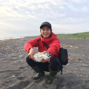 2019 オホーツク海 サクラマス釣り 第21回目