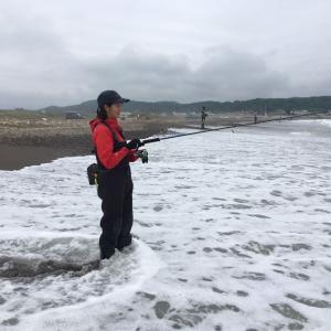 2019 太平洋 サクラマス釣り 第26回目