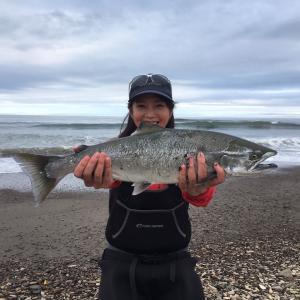 2019 太平洋 サクラマス釣り 第27回目