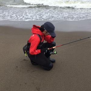 2019 太平洋 サクラマス釣り ラスト釣行 第28回目