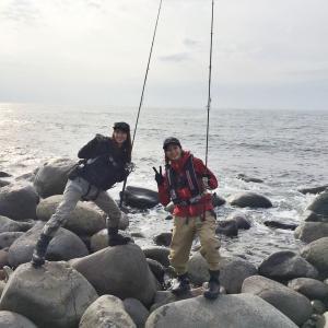 カラフトマス釣りで美女に遭遇の巻