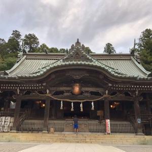 筑波山・初の山トレ