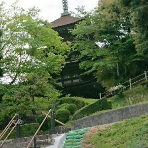 五重塔の静かな場所