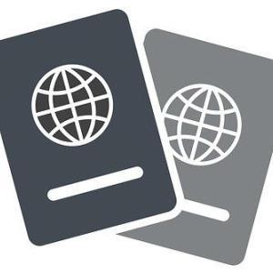 インドネシア大使館でパスポートの更新