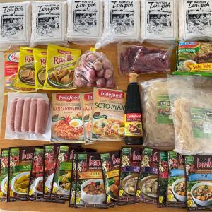 大久保のインドネシア食材店 Toko Indonesia