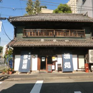 明治26年の建築、津国屋酒店(三田)、今は食堂!