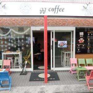 エッグ・コーヒーを(新大久保)でベトナム・コーヒー飲みつつビッグ会談