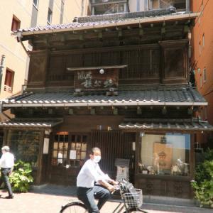 【街歩き】銀座1、2丁目の木造とモダンな建築