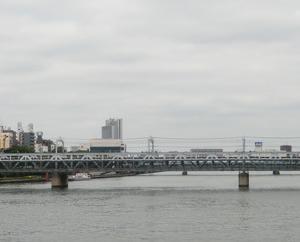 開通した「東武線隅田川橋梁歩道橋」を渡ってみた!