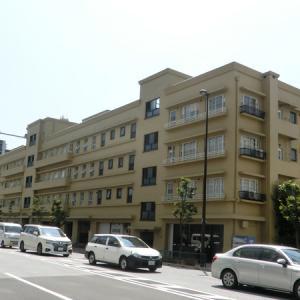 【清澄白河】の【古建築】、清澄寮、旧東京市営店舗向住宅などを見る
