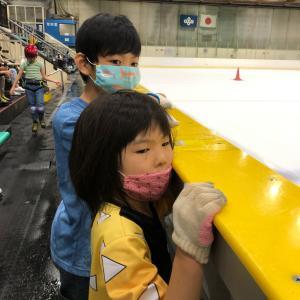 【0094】アイススケート の巻