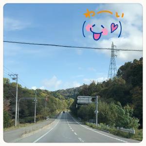 ドライブー(^^)