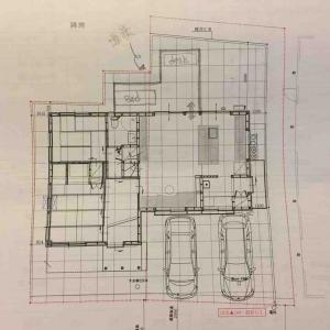 1階LDKのFIX窓と2階廊下の窓の大きさが違う理由(2軒目の新築)