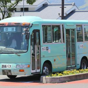 5/8 DD51とD51を撮影に その2 ~渋川駅前のバス~