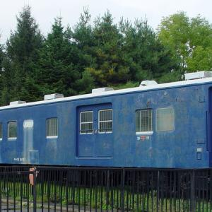 保存車両 スユ15 2033