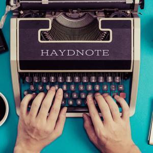 ハイドンノートのブログについて
