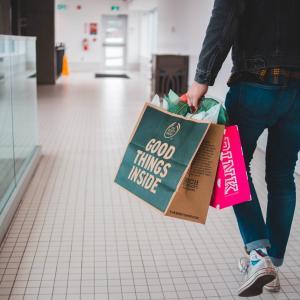 多くの幸せを感じたいのなら買い物は複数回に分けよう!