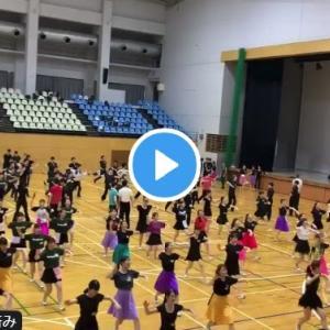 女子 シャドウ 社交ダンスYouTube動画