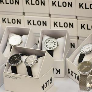 KLONのペアウォッチレポ/コンセプトは「時を分け合う」「時を繋ぐ」
