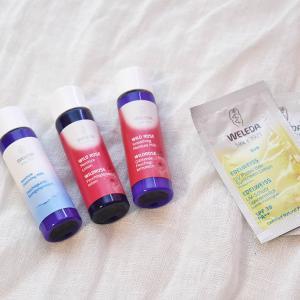 【感想】ヴィレダ ワイルドローズの化粧水と乳液