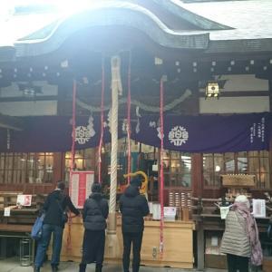 退院後の近況報告 -少彦名神社へ-