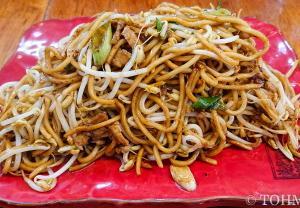 【博多・西月隈】「バソキ屋」さんの麺焼そば!