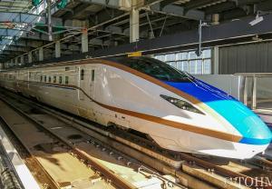 台風19号被災の北陸新幹線、きょうから直通運転再開
