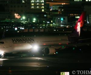 6年前、ハワイアン航空のB763ER