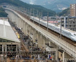 博多総合車両所「新幹線ふれあいデー」開催