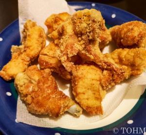 【飯塚市飯塚】人気の鶏料理店でがっつり唐揚げ