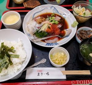 【福岡・長浜】魚市場会館のおいしい海鮮丼・その4
