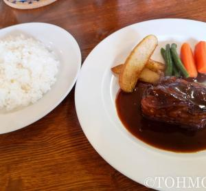 【福岡・吉塚】下町の洋食屋さんでとろとろビーフシチュー