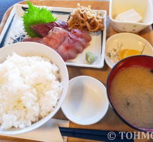 【福岡・若宮】750円で刺身定食!