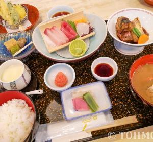 【福岡・大名】さすがの内容!稚加榮の昼定食